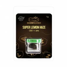 CBD Hash Super Lemon Haze 22%