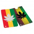Rasta Leaf Grinder Card - V Syndicate