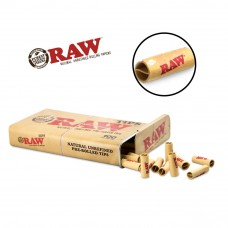 Raw Pre-rolled tips - Tin of 100