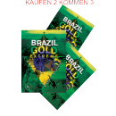 3 x Brazil Extreme 2g - Buy 2 get 3